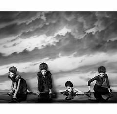 Dusk Till Dawn by David Byun (skywire+) Tags: fashion magazine october models korea 2008 numero davidbyun cocorocha alimichael daulkim aliceburdeau