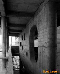 Le Corbusier's High Court Building in Chandigarh (ScottLarsen) Tags: travel urban india architecture court concrete gris one high cement best architect planning sector punjab lecorbusier administration supreme corbusier chandigarh modernist select highcourt ciam haryana chandi citybeautiful jeanneret unionterritory charlesdouard charlesdouard