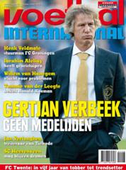 Crisislessen van Feyenoord-trainer Gertjan Verbeek