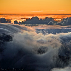 Happy Halloween! (Rex Maximilian) Tags: halloween clouds sunrise volcano hawaii ghost maui boo spooky haleakala crater haleakalacrater mywinners