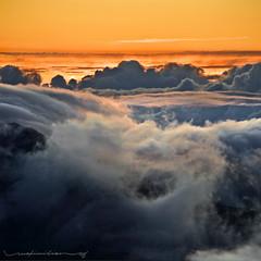 Happy Halloween! (Rex Maximilian) Tags: halloween clouds sunrise volcano hawaii ghost maui boo spooky haleakala crater haleakalacrater mywinners