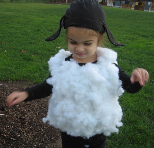 costume - sheep 4