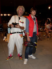 Great Scott! (elijahflores) Tags: doc 2008 marty lacma dmc