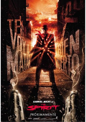 Nuevo trailer y más pósters de 'The Spirit'