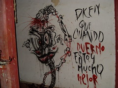 desconexion (fonso () paquidermO) Tags: street art freestyle arte mano dibujo