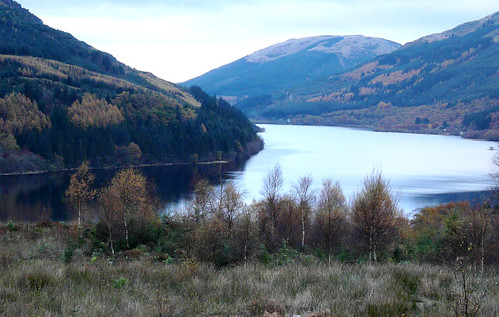 loch Eck Low Light 05Nov08