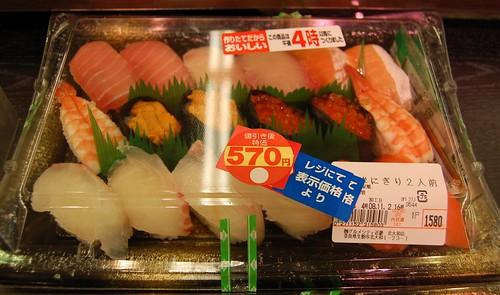 4Euros sushi