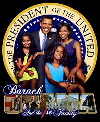 First Family (Laurie York) Tags: whitehouse obama firstfamily uspresident presidentelect theobamas 44thuspresident presidentelectric