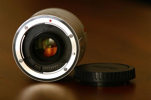 Canon 2x Extender Glass