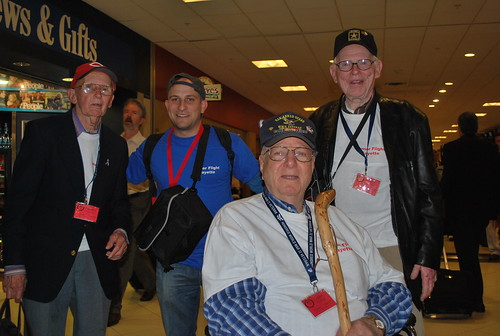 joe with his veterans