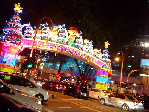 Orchard Road 2008