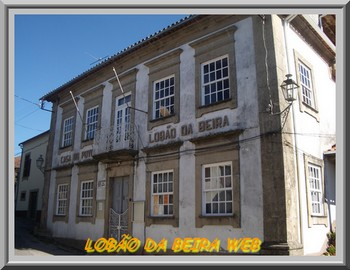 CASA DO POVO DE LOBÃO DA BEIRA