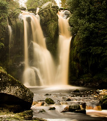 _MG_1217 (Nick Atkin) Tags: trees water waterfall rocks yorkshire gill yorkshiredales boltonabbey valleyofdesolation posforthgill posforth