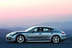 Porsche Panamera pictures