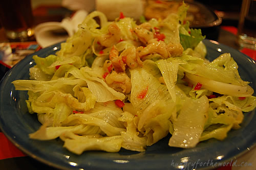 Kuls Kitchen Cebu - Shrimp Salad at PhP 135.00