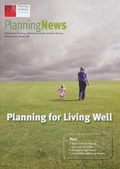 Planning News Cover October 2008