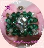 6f Verde-Plata swa (PattyPammy) Tags: anillos