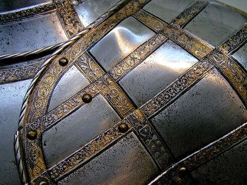 BM188 Ceremonial Plate Armor