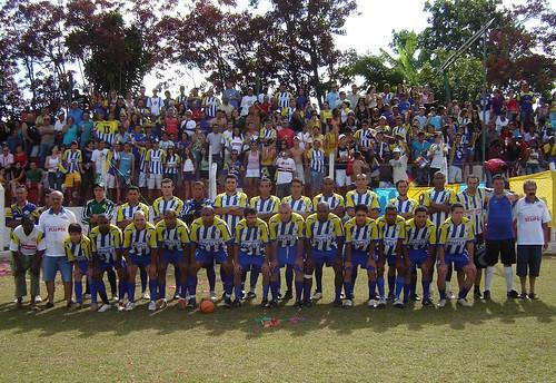 Foto 1 Rosário Esporte Clube (Andrelândia) Campeão por você.