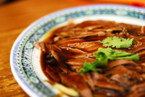 Braised boneless duck - DSC_9085