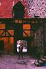 Ruthless and Cold - Malmo, Sweden 1971 (Scandblue) Tags: cold love architecture vintage poetry poem sweden courtyard sverige 1970s viking scannedphoto malmo grief svensk svenska ruthless skane abigfave kommendorsgaten