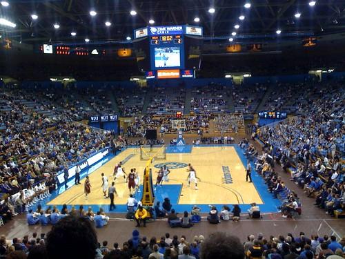 Life: UCLA v. LMU