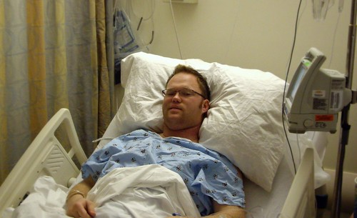 Shane in the Hospital