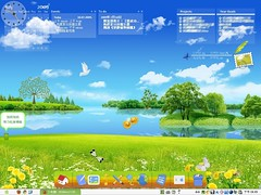 Desktop 2009-07: Summer Dreamland