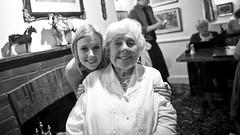 with Nana! (- haf -) Tags: uk cheshire haf