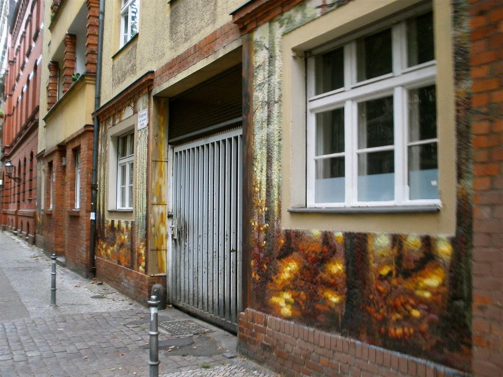 Dieffenbachstraße, our new hood