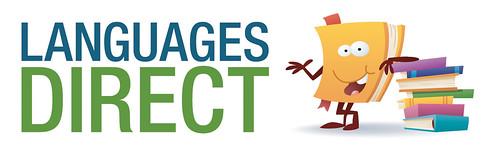Languages Direct Logo Design