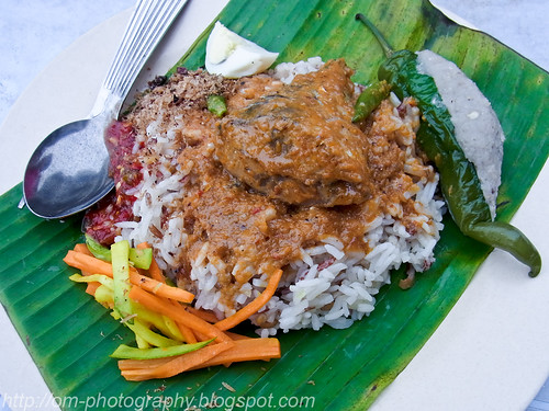 nasi dagang with fish curry RIMG0859 copy