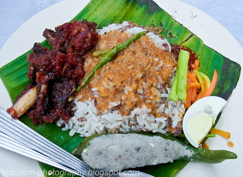 nasi dagang with paru paru lung RIMG0854 copy