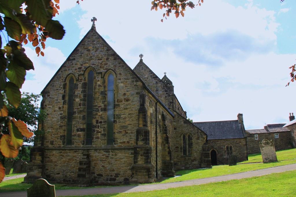 Church of the Holy Cross, Haltwhistle, England