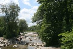 Isarauen zwischen Flaucher & Tiepark