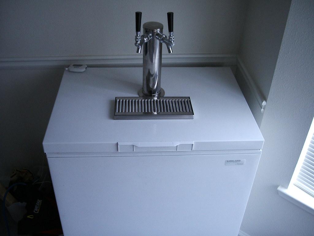 Amana Bottom Mount Refrigerator