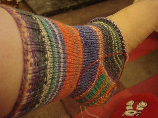 knitting 199