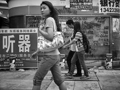 the girl in my viewfinder (jobarracuda) Tags: china pointandshoot fz50 dongguan lumixfz50 jobarracuda jojopensica pensica