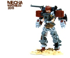 MM-03  Apoc Scout Mech (Cam M.) Tags: cool lego awesome madness epic mecha apocalyptic mech hardsuit