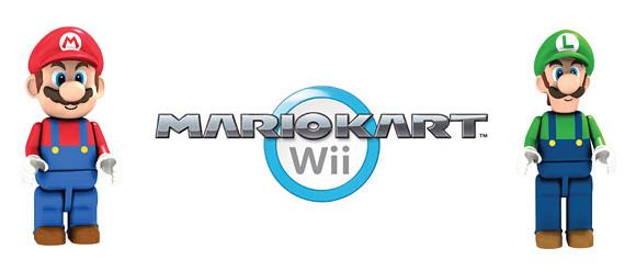 K'NEX MarioKart Wii giveaway