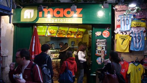 Maoz Falafel