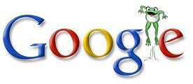 Logo de Google en año bisiesto 2008