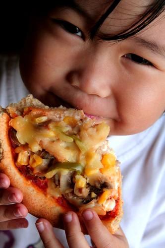 Arwen n Pizza