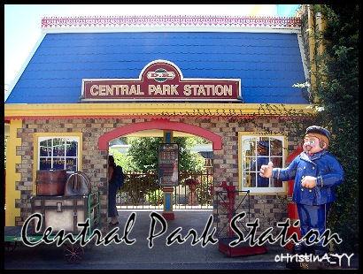 Central Park Station