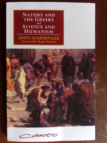 Nature and the Greeks and Science and Humanish por Erwin Schrödinger