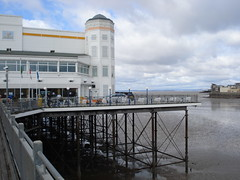 Grand Pier at Weston-super-Mare
