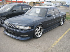 Toyota Cresta (dave_7) Tags: car japanese guess toyota import lethbridge jdm cresta