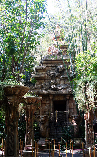 Indiana Jones and the Temple of the Forbidden Eye