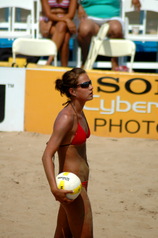 Logan Tom Volley USA