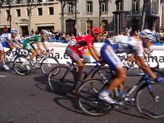 Final Vuelta Ciclista a España 2007